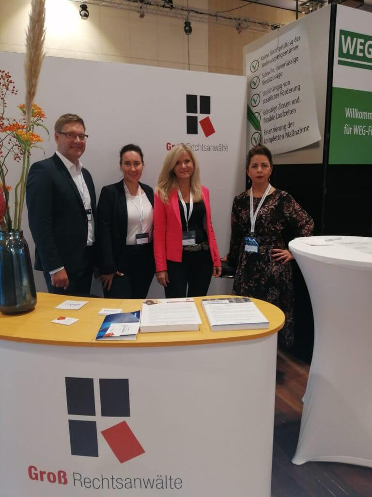 Acor GmbH bei Groß Rechtsanwälte